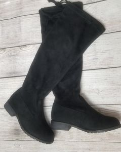 Girls size 13 link fabric boots